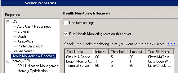 PowerShell: Citrix XenApp Commands, Copying HMR Tests – Wag
