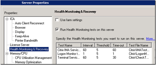 PowerShell: Citrix XenApp Commands, Copying HMR Tests (4/4)