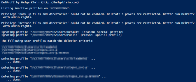 PowerShell: Run a tool against Citrix Workergroup Servers