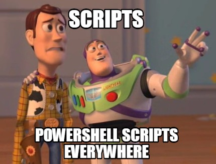 scripts-powershell-scripts-everywhere